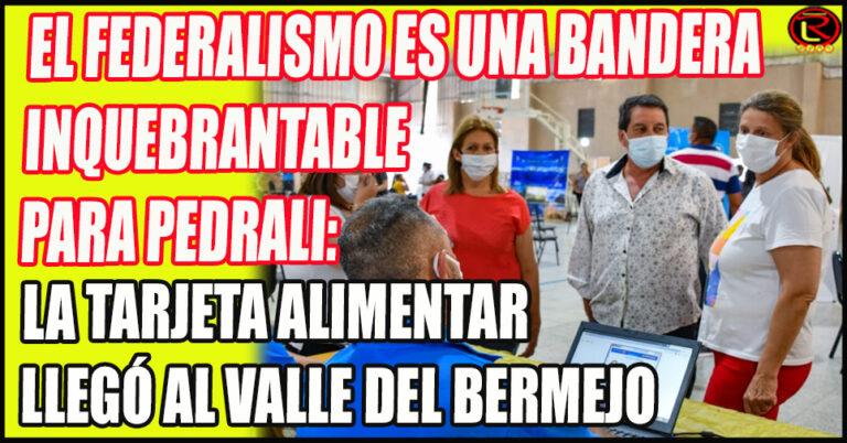 Beneficiarias de Felipe Varela, General Lamadrir y Vinchina ya tienen su Tarjeta