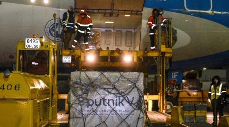 Esta semana llegarán a la Argentina un millón de dosis de la vacuna Sputnik V