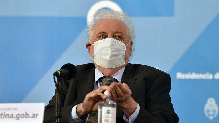 Una frase de Ginés González García que tranquiliza: «tenemos aseguradas 51 millones de dosis contra el coronavirus»