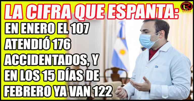 Cada uno de los pacientes ocupa 20 personas del sistema de salud