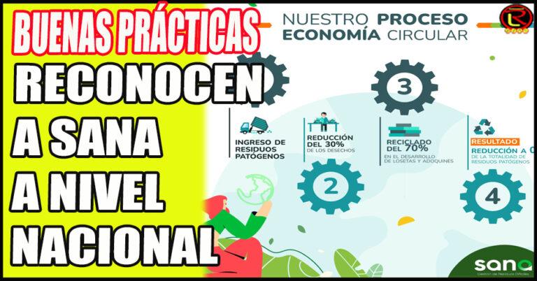 La Red Argentina de Pacto Global destacó la labor de SANA