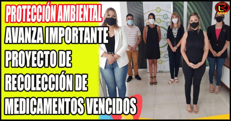 Segundo encuentro entre SANA y la Cámara de Farmacias de La Rioja
