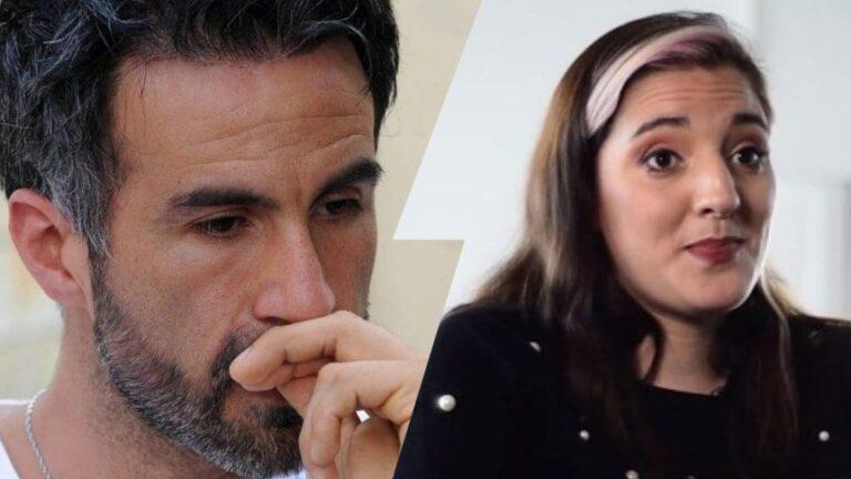 Luque complicado: se difundieron chats donde le dice 'Pelotuda de mierda' a Jana Maradona