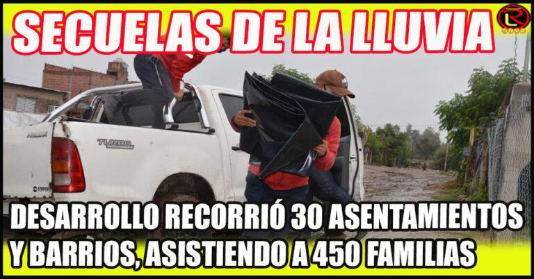 El Ministerio dispone de un refugio para albergar a las familias evacuadas