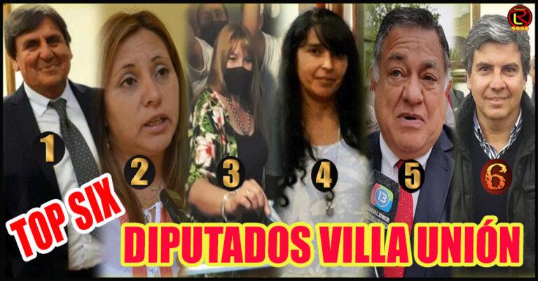 Hugo Páez, Rosana Tejada, Mabel Muniz, Maricel Muñoz, Oscar Chamía y Juan Amado