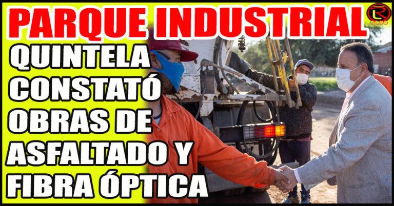 Programa de Rehabilitación Integral del Parque Industrial