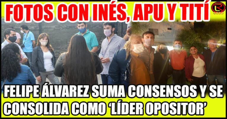 La oposición apuesta a Felipe como referente para enfrentar al Oficialismo