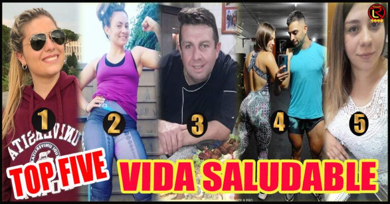 Josefina Azzarelli, Yamila Sortomayor, Ricardo Décima, Moisés Jafib-Candela Yopa y Melina Papadopolos