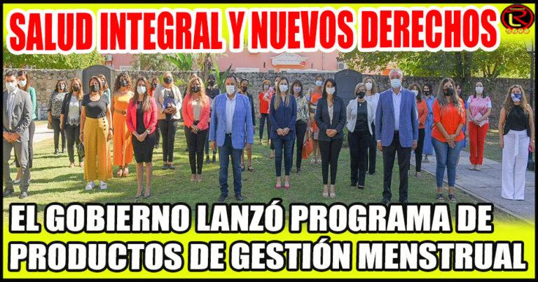 Florencia López destacó «el apoyo del Gobernador en temas como estos»
