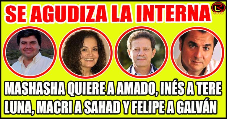 El Frente opositor tiene cuatro candidatos a Diputado Nacional… ¿Quiénes cederán?
