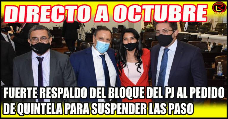 «La Democracia se consolida con un Pueblo Sano»