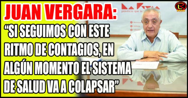 """""""Es muy probable que las nuevas cepas ya estén en La Rioja"""""""