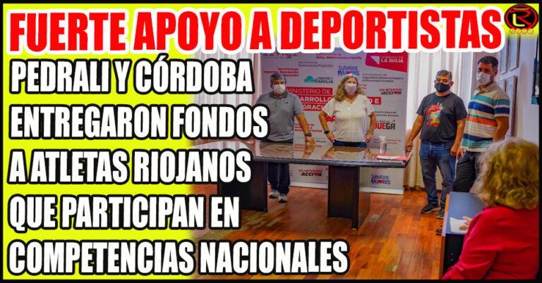 Tirico Páez, Julia Carrizo, Jorge Cerón, Guillermo Arnedo, Valdimir Dovich y Reina Lafon los beneficiados