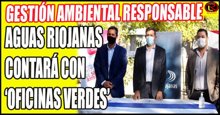 Valle, Azulay y Albrecht firmaron el convenio