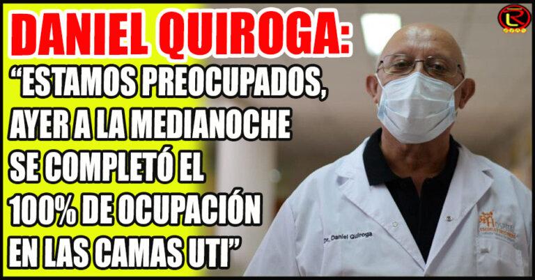 El Director del Hospital de Clínicas alertó por la tensa situación que se atraviesa en el Nosocomio