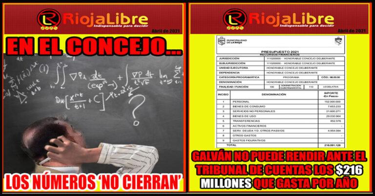 Revista Semanal: calculadoras 'on fire' en el primer piso del Anexo