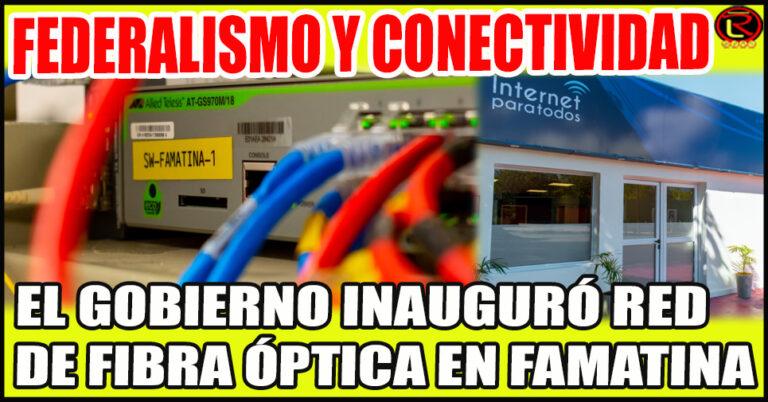Avanza a paso firme el objetivo de Quintela de llevar señal de internet a todos los rincones de La Rioja