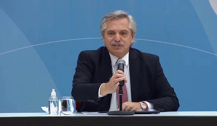 Alberto Fernández lanzó el programa «Créditos Casa Propia»: «La cuota está vinculada al salario»
