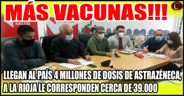 Vergara celebró la noticia al participar del COFESA