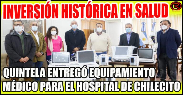 Respiradores, bombas de infusión y monitores multiparamétricos para UTI del Hospital Herrera Motta