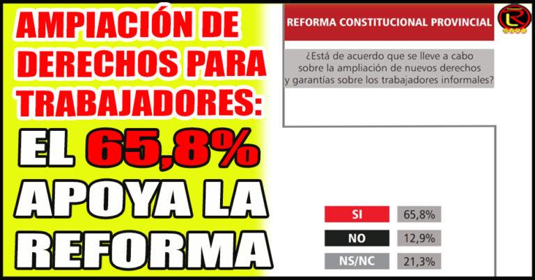 Primera Encuesta sobre la Reforma Constitucional