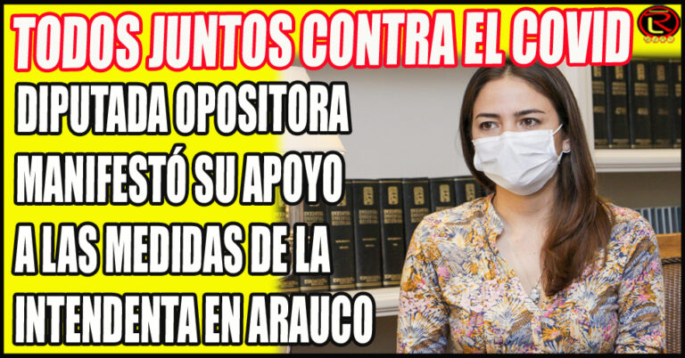 Anahí Ceballos: «respaldamos la decisión de volver a Fase 1»