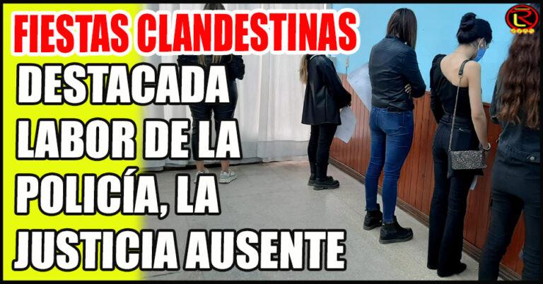 Fuerte Crítica de la Ministra Gabriela Asís: «que la Justicia Federal no mire para otro lado»