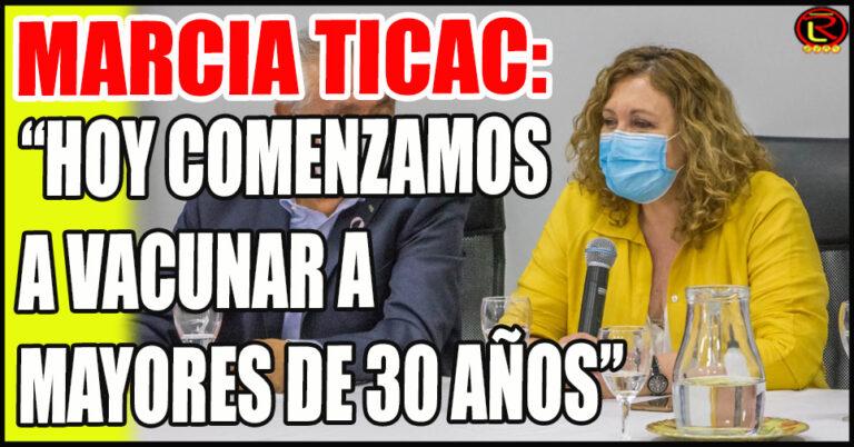 «Mayores de 40 años sin turno, mayores de 30 con turno»