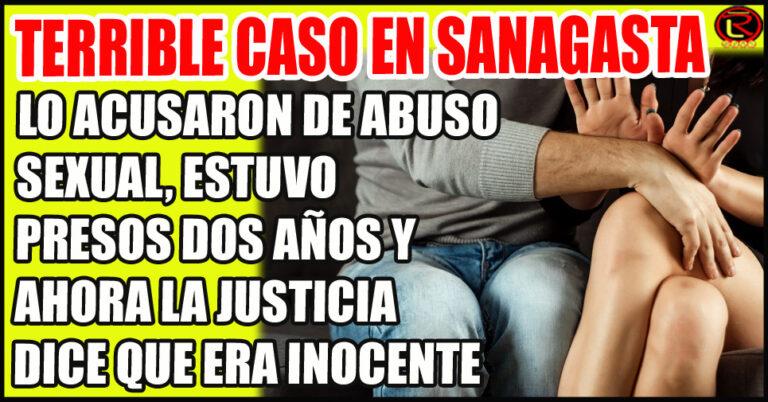 Martín Molina fue absuelto por no poder comprobarse el abuso