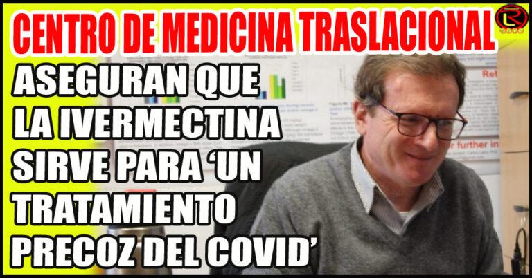 Carlos Laino detalló los alcances del tratamiento