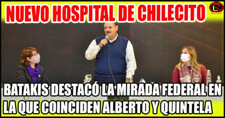 La 'número 2' de Wado De Pedro dijo presente en Chilecito