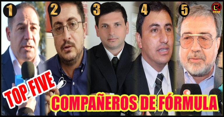 Cinco posibles acompañantes de Gaby Pedrali en la fórmula del PJ