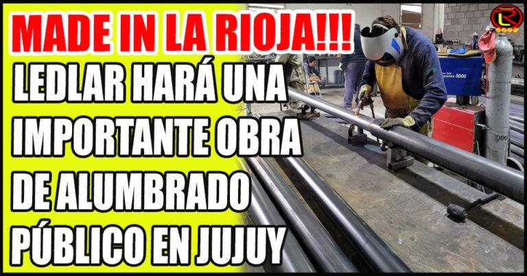 Mejor Riojanas: empresa riojana ganó adjudicación en Jujuy