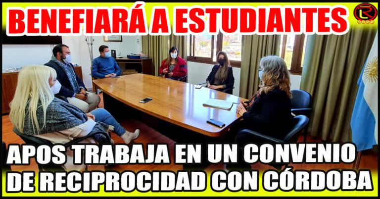 «Hay muchos riojanos que residen o se trasladan por diversas causas a Córdoba»