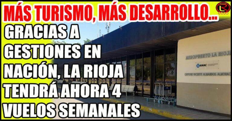 Lo anunció el Gobernador Ricardo Quintela