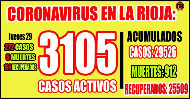 Corresponden 156 a Capital y 116 al interior provincial