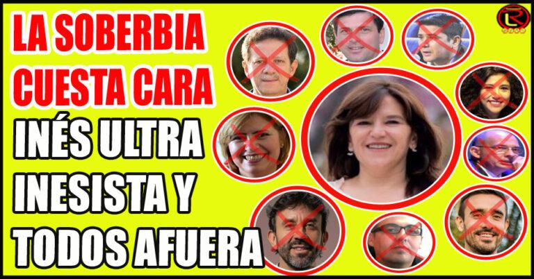 El sectarismo de la Intendenta aisló a la UCR y la sacó de Juntos por La Rioja