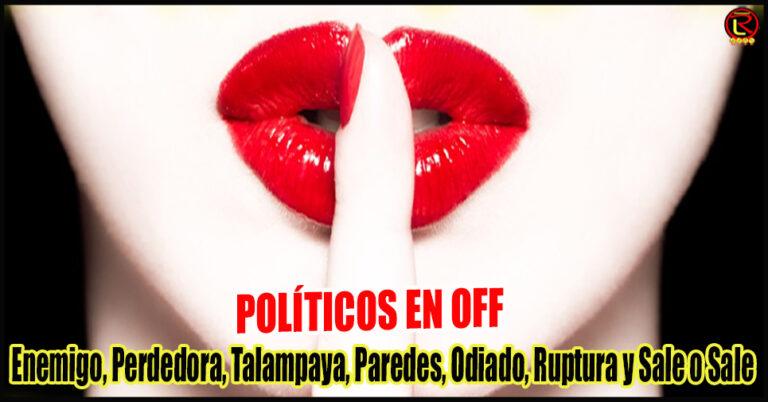 Lo que los Políticos no se animan a decir en On