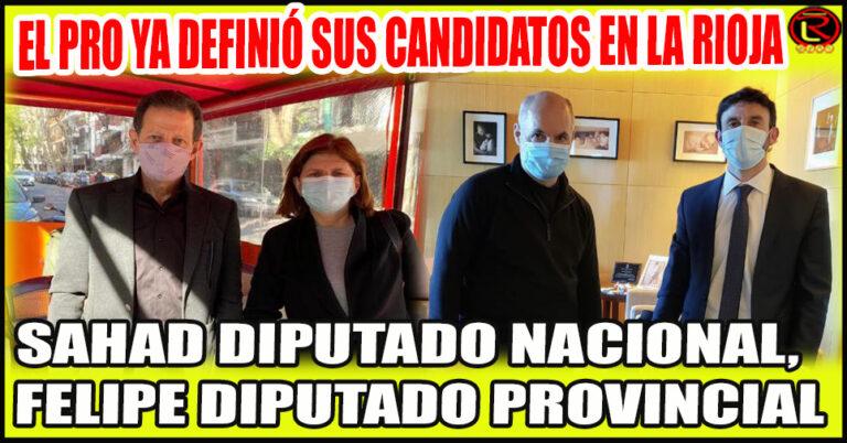 Inés Brizuela y Doria arrinconada a aceptar candidatos ajenos o romper Juntos por La Rioja