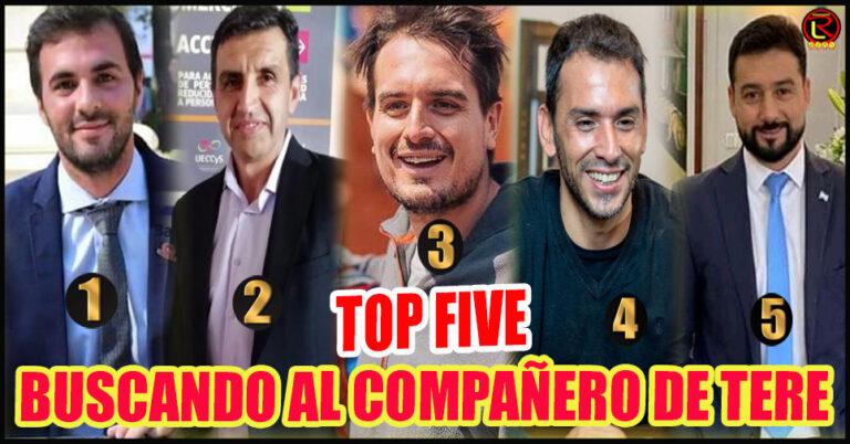Cinco candidatos a secundar la lista del Frente de Todos en Capital