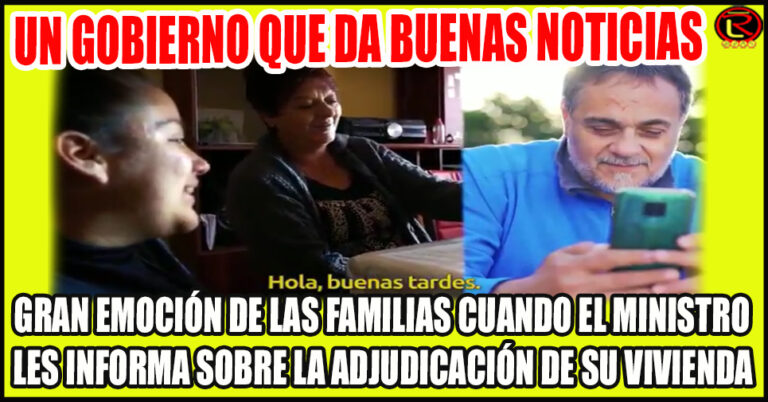 Puy Soria se comunicó personalmente con cada beneficiario en Anillaco