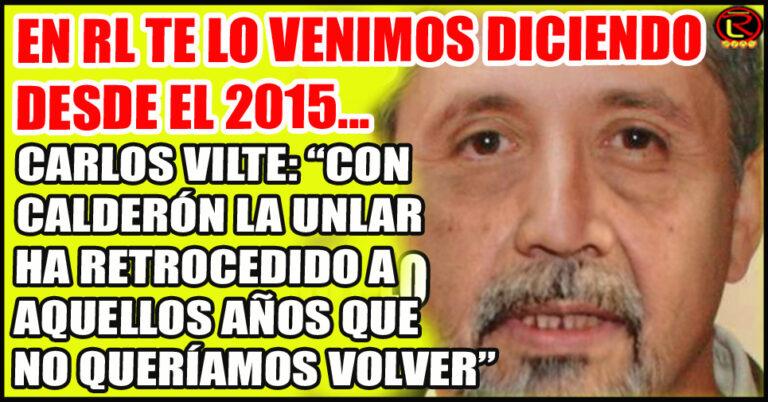 Un Deja Vu cada vez más recurrente: Calderón = Tello Roldán