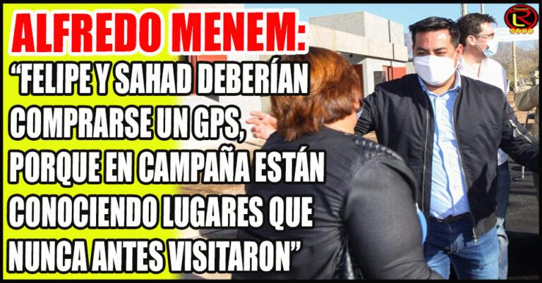 «Julio Sahad es Macri y todo lo que representa: desocupación, cierre de fábricas y deuda por 100 años»