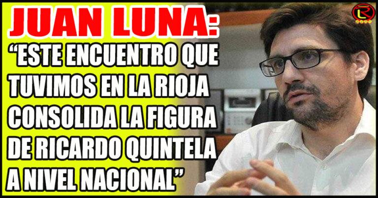 «La Rioja va a prosperar con Ricardo Gobernador y Alberto Presidente»