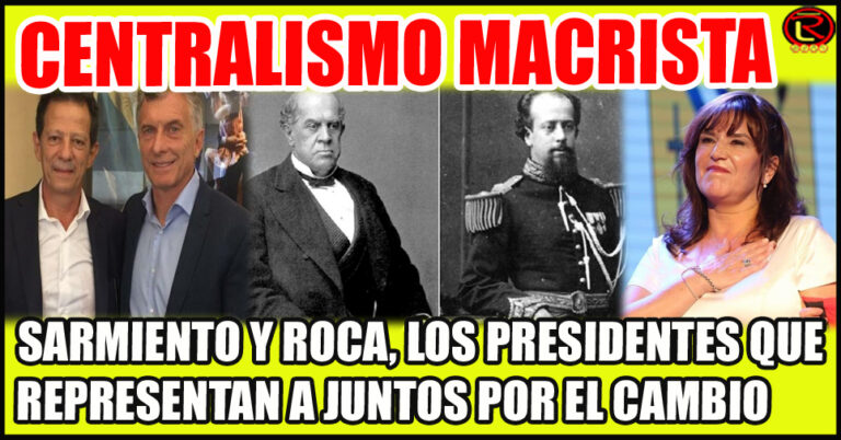 Votar a Sahad es votar a Sarmiento, votar a la UCR es votar a Roca