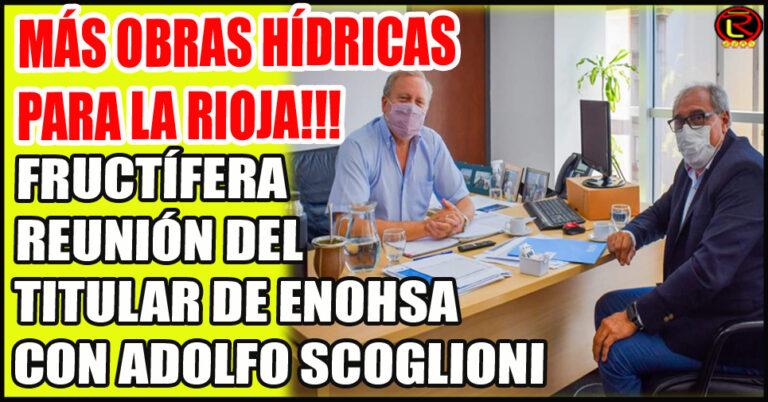 Gestiones iniciadas por Quintela ante el ministro de Obras Públicas de Nación