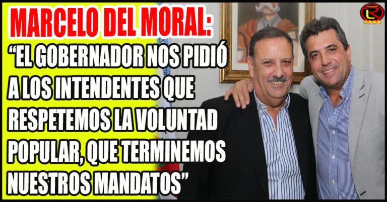 Tajante definición política del Intendente de Castro Barros a 24hs del Cierre de Listas