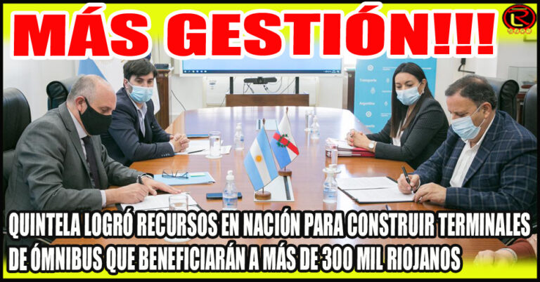 Chepes, Guandacol, Aimogasta, Chamical, Milagro, Anillaco y Chilecito