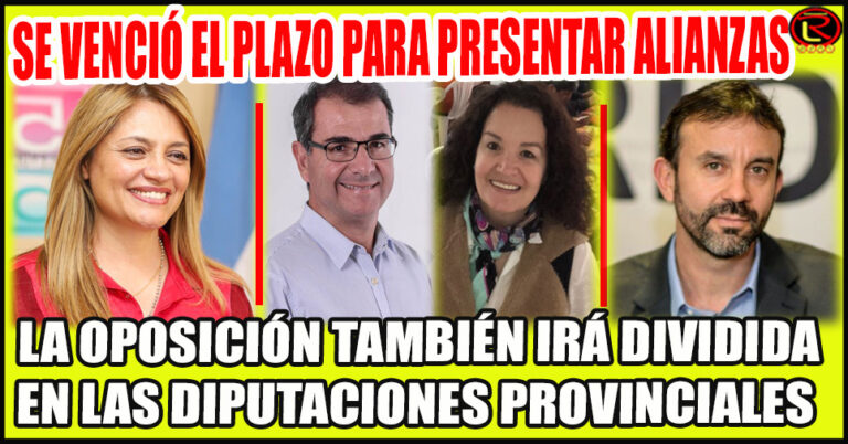 El Frente de Todos, Vamos La Rioja y Juntos se disputarán las 8 Bancas que se renuevan en Capital