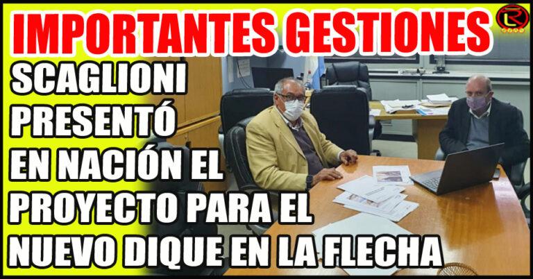 Los funcionarios Q golpean puertas en Despachos de La Rosada